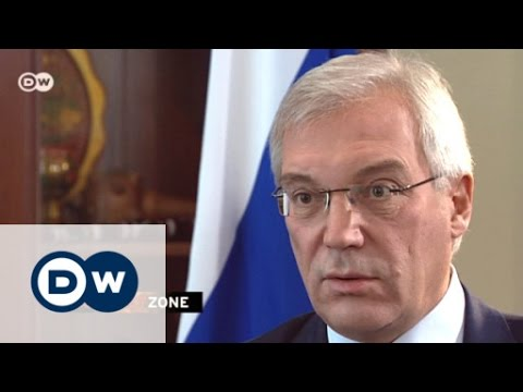 Russia's Grushko: 'There's no need to justify Russia's peaceful intentions' | Conflict Zone