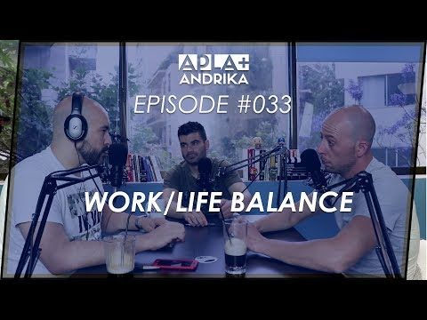 Ζωάρα ή Δουλειά - Apla + Andrika Podcast #033