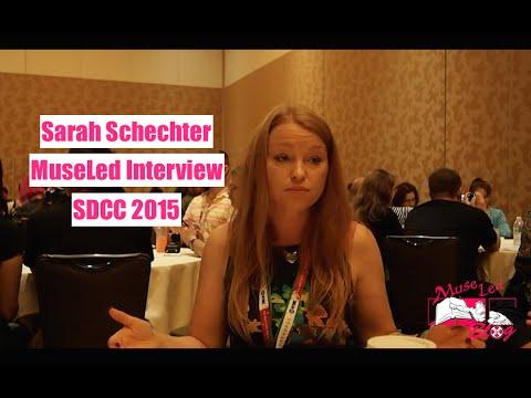 """Executive Producer Sarah Schechter talks """"Supergirl"""" at SDCC 2015"""