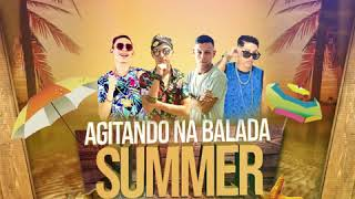 Gambar cover AGITANDO NA BALADA SUMMER - SÁB 12 JAN NO CASARÃO AZUL