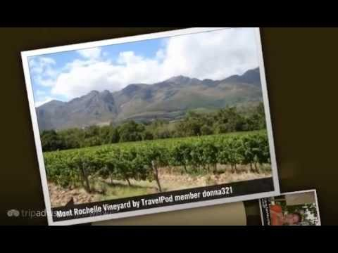 Mont Rochelle - Franschhoek, Western Cape, South Africa
