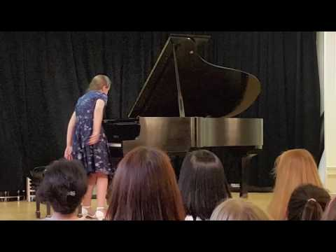 Olivia Okin 5 7 17 Brooklyn Conservatory of Music
