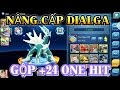 Poke Đại Chiến - Nạp 160k Nhận 630 Thể Lực Nâng Cấp Pokemon Dialga Gộp +24 Pokemon Legends mp3 indir