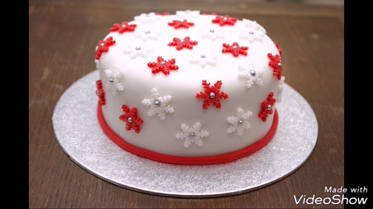 Christmas 2019 New Cake Decoration Ideas Cake Design Ideas