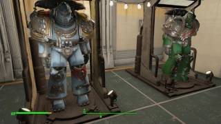 Fallout 4 - Relic Space Marine Armor
