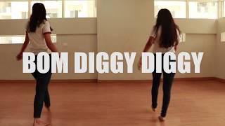 Bom Diggy Diggy   Ni Nachle   Choreography