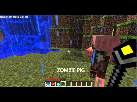 Minecraft Mods Mod Randomness Starring Peeing Bums And The Lots Of