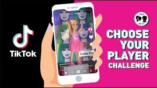 TikTok Choose Your Player - A Sam & Mickey Miniseries