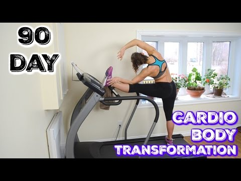 "Week 10, day 5 of ""Your 90 Day Cardio Body Transformation Challenge"""