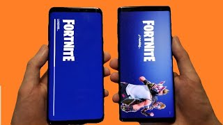 Galaxy Note 9 vs S9+ Speed Test & Speakers! Does RAM Matter?