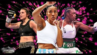 The State of Women's Boxing | 2019 | Highlight | BOXING WORLD WEEKLY