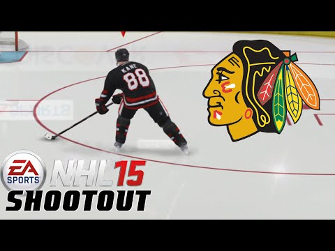 "NHL 15: Shootout Commentary ep. 27 ""The Sleeping Hawks"""