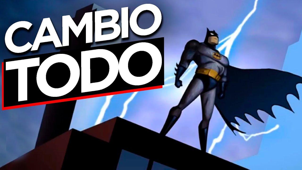 Cómo Batman Animado revolucionó TODO