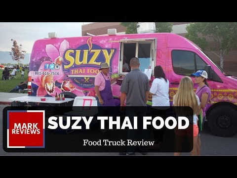 Suzy Thai Food – Food Truck Review