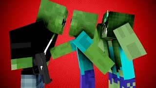 Zombies Also Love - Minecraft Animation thumbnail