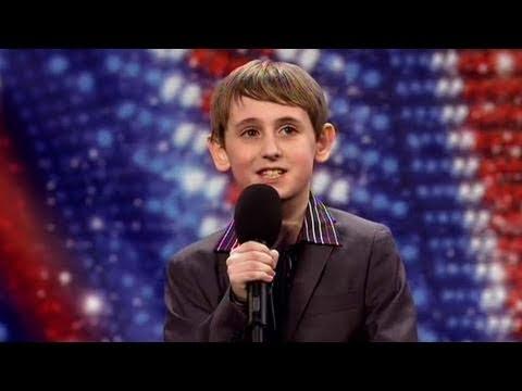 David Knight - Britain's Got Talent 2011 Audition