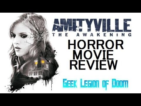 AMITYVILLE : THE AWAKENING ( 2017 Bella Thorne ) haunted house Horror Movie Review streaming vf