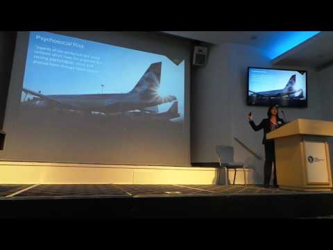 Pilot Mental Health, Allison McDonald, Etihad Airways