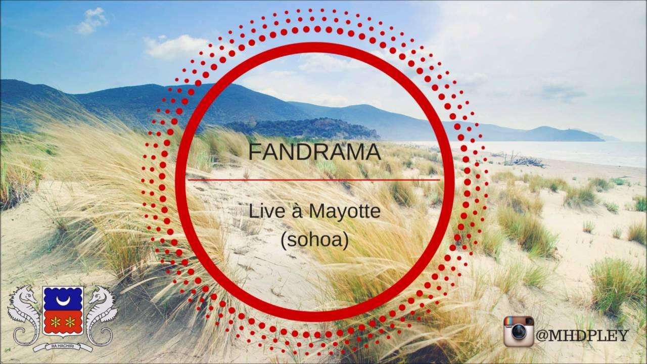 Download FANDRAMA - Live à Mayotte (AUDIO) #Salégy