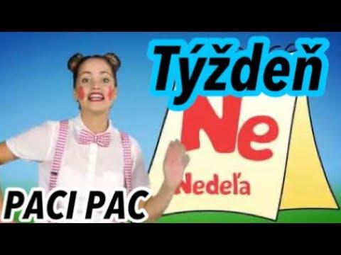 PACI PAC - Týždeň