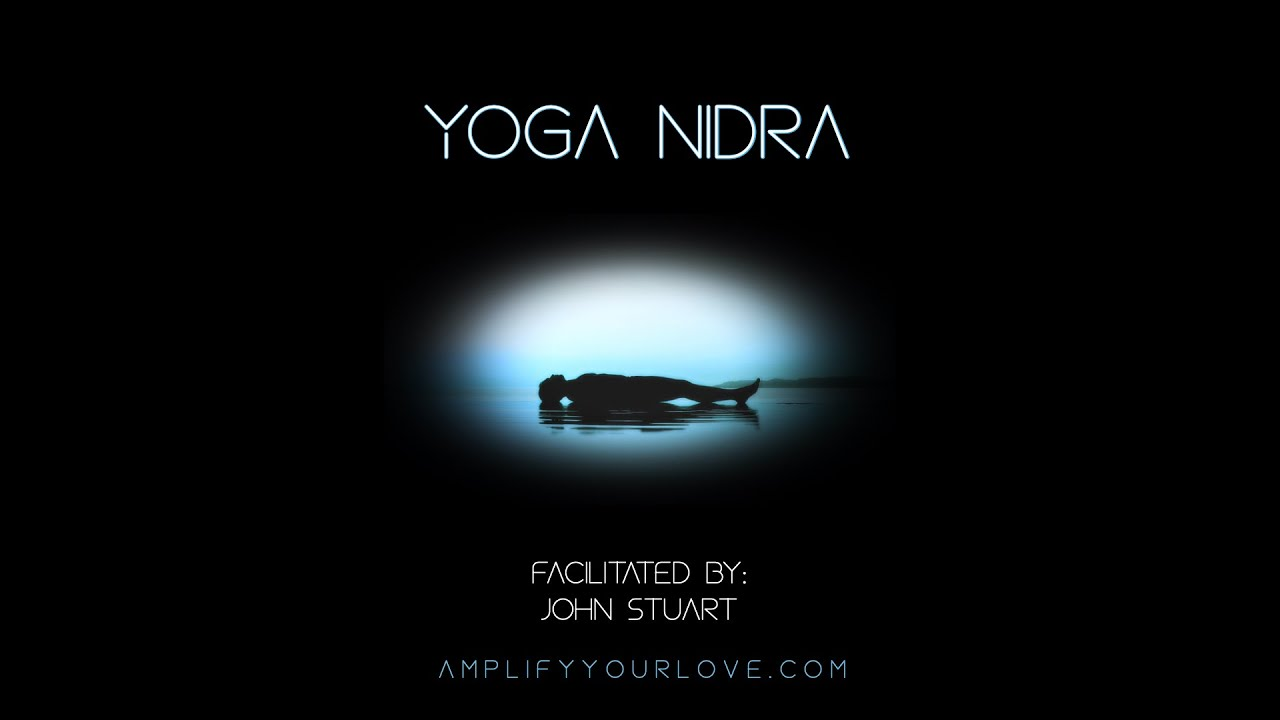 Yoga Nidra with John Stuart