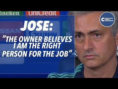 """I Am The Right Person For The Job"" - Jose Presser - Chelsea Fans Channel"