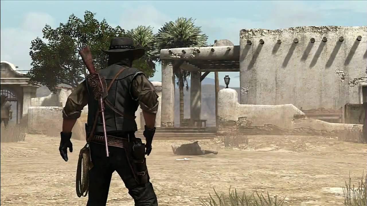 Red Dead Redemption: Duel Montage