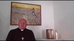 Père Raphaël de Lassus, curé de Vic en Bigorre, nous parle des Rameaux....'confinés'