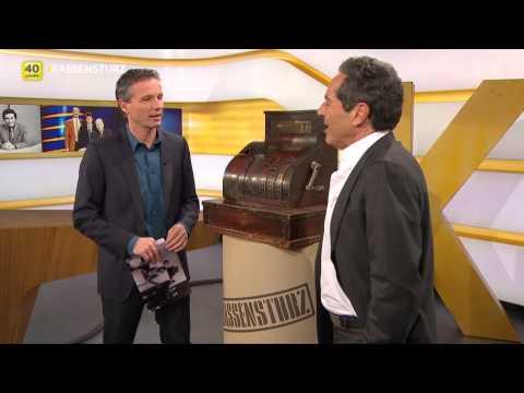 Die Jubiläumssendung 40 Jahre «Kassensturz» - Kassensturz vom 7. Januar 2014