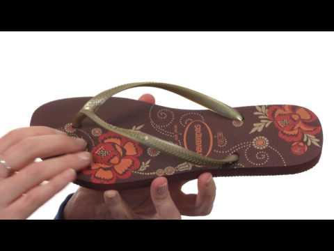 Havaianas Slim Organic Flip Flops  SKU:8501438