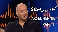 Aksel Hennie I Part 1 | SVT/NRK/Skavlan