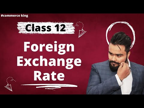 #72, Foreign exchange rate (Class 12 macroeconomics)