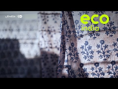 Eco India: Meet the artisans who are reviving the traditional, eco-friendly art of Batik printing