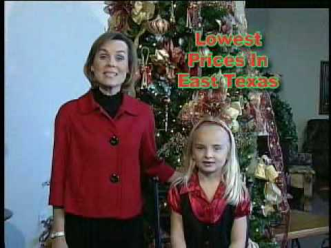 Blake Furniture 2008 Christmas Ad