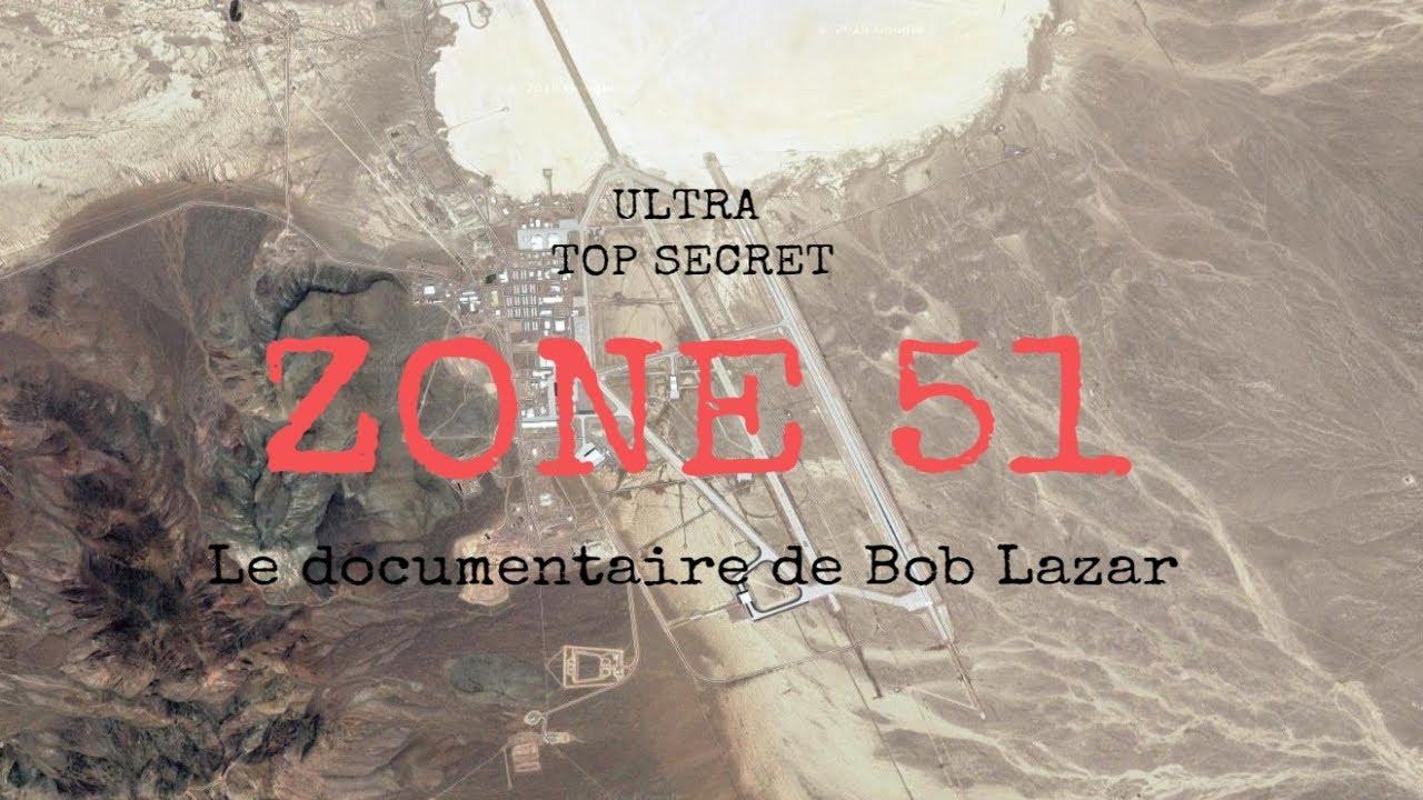 Bob Lazar dit-il la vérité sur la Zone 51 ? - YouTube