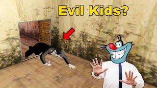Crwol Evil Kids ??? | Evil Doll With Oggy and Jack