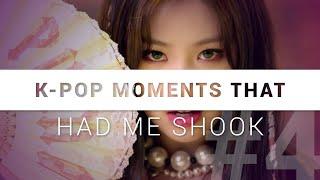 K-pop moments that had me SHOOK #4