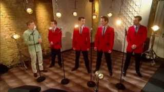 Jersey Boys london- Weekend ITV