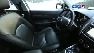 Тест драйв Mitsubishi ASX 2013 АвтоВести 92