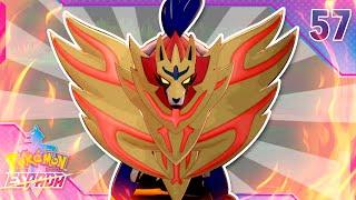 Pokémon Espada Ep.57 - COMBATE FINAL vs EL ENTRENADOR LEGENDARIO