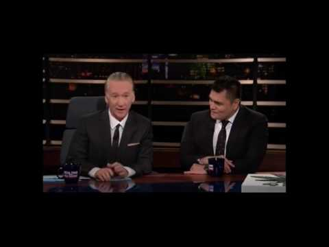 "Bill Maher crushes Hillary: ""You F****d It Up...Stay in the Woods"""