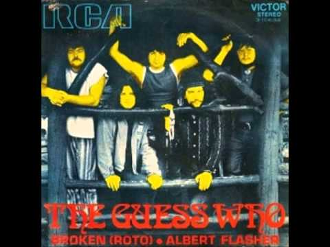 The Guess Who - Albert Flasher (single A...