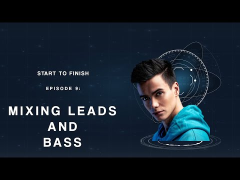 Start To Finish Bass House|#9 Mixing Leads and Bass