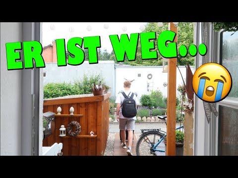 ER IST DANN MAL WEG ...😭 MAX VERLÄSST UNS 😳  Vlog # 319🌸 marieland 💐