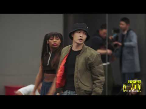 200120 ZHANG YIXING 张艺兴 — Only 3 Days [5]