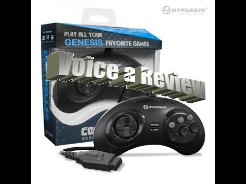 Voice a Review: Episode 24 - Hyperkin GN6 Sega Genesis Controller