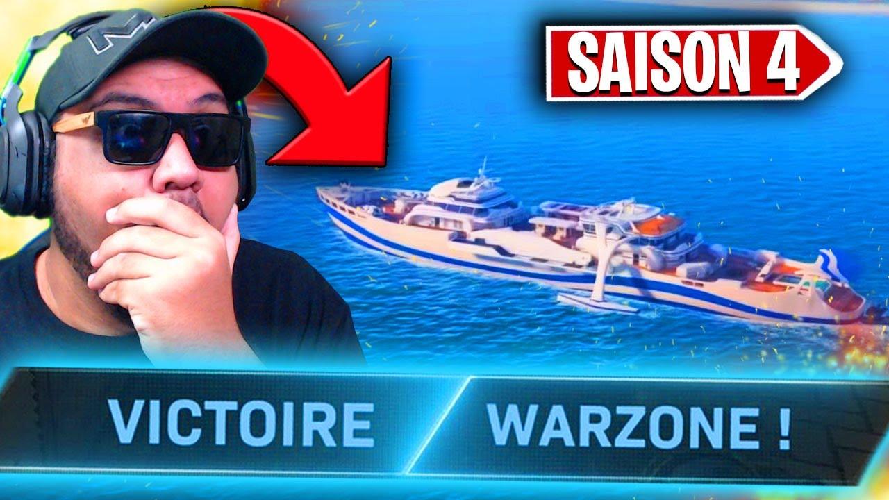 La SAISON 4 de WARZONE ! (NOUVEAU GOULAG, RETOUR DE HIJACKED, NOUVEAUX SKINS...)