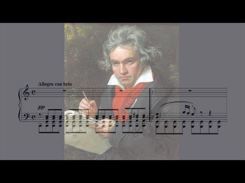 """Beethoven, """"Waldstein"""" Sonata (op. 53), performed by Robert Cunningham"""