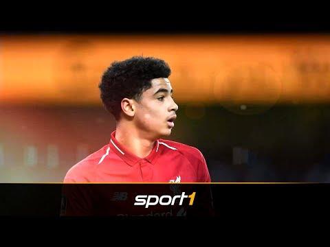 Rekord-Debüt mit 16! Das ist das neue Supertalent von Liverpool und Klopp | SPORT1