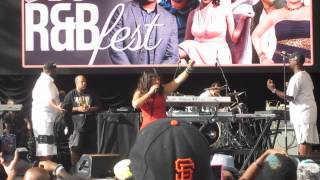 ERICA CAMPBELL - SHACKLES (PRAISE YOU) MARY MARY